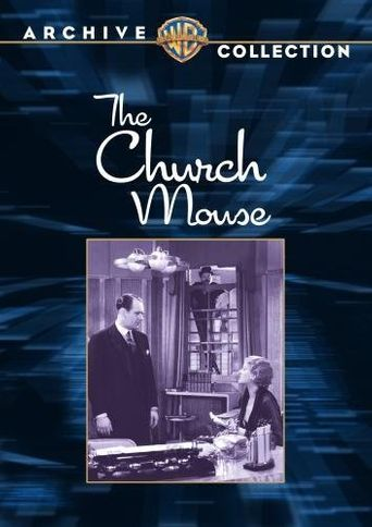 The Church Mouse Poster
