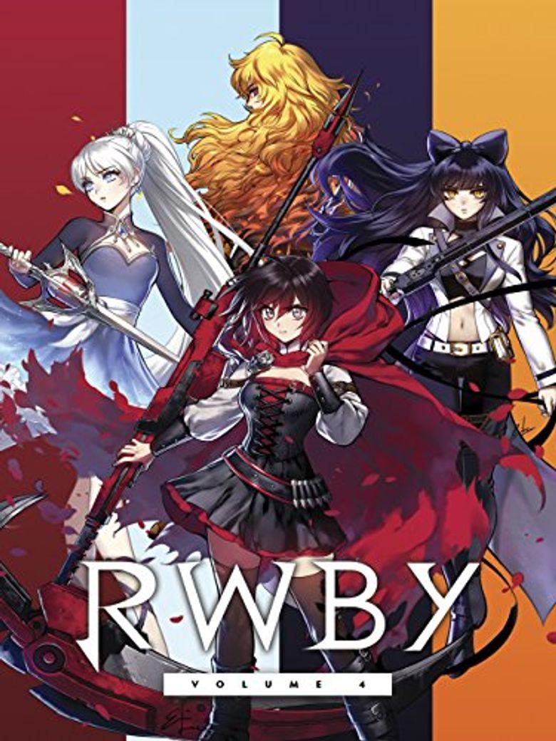 RWBY: Volume 4 Poster