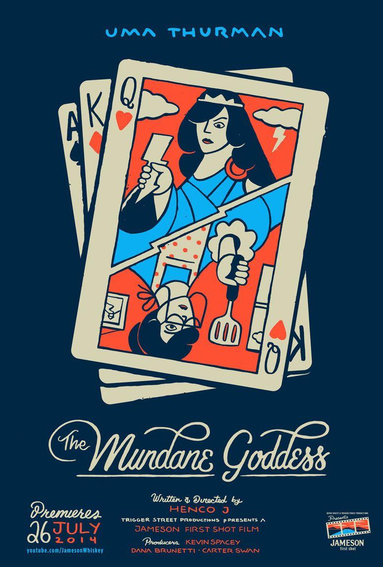 The Mundane Goddess Poster