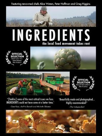 Ingredients Poster