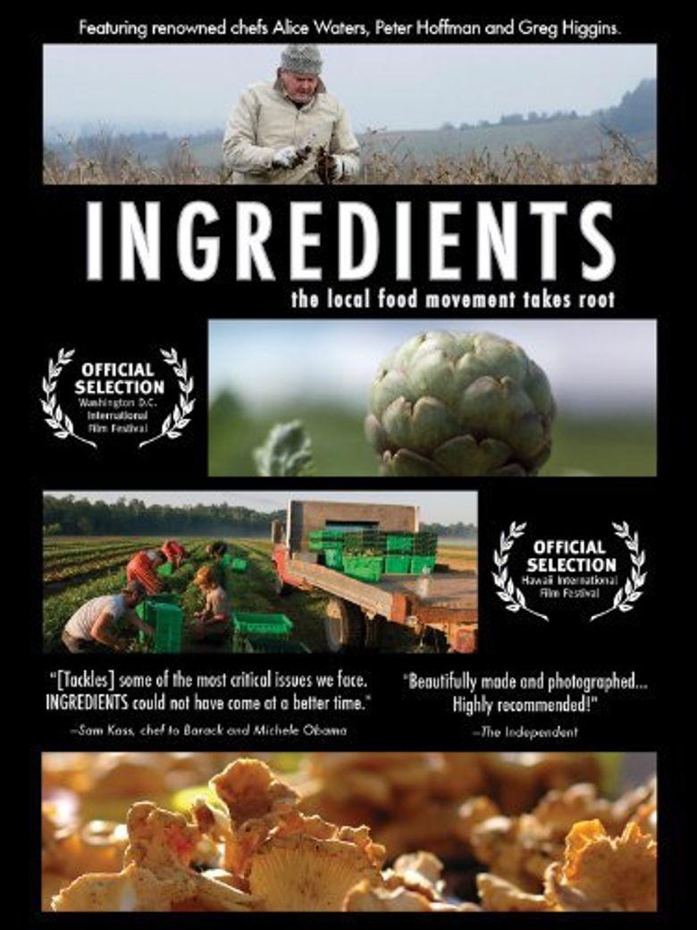 Ingredients Poster