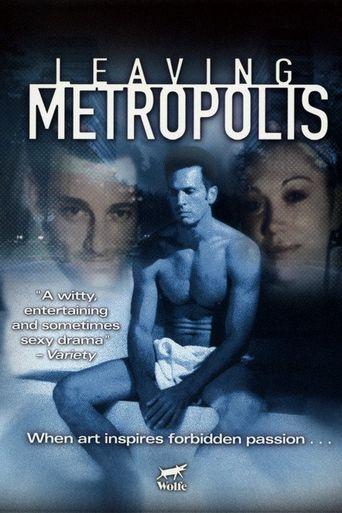 Leaving Metropolis Poster