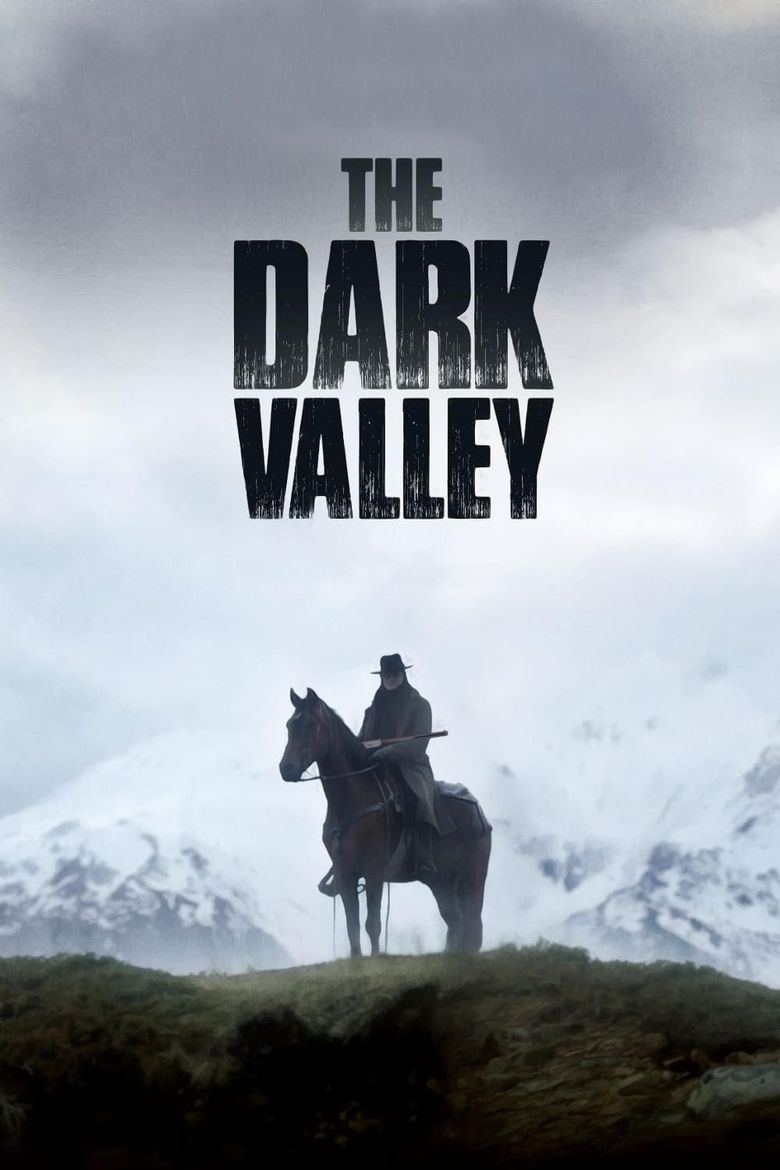 The Dark Valley Poster