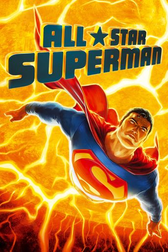 All Star Superman Poster