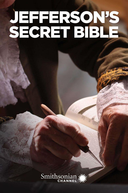 Jefferson's Secret Bible Poster