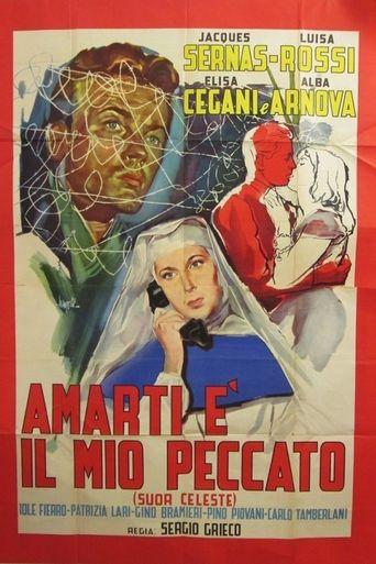 Amarti è il mio peccato (Suor Celeste) Poster