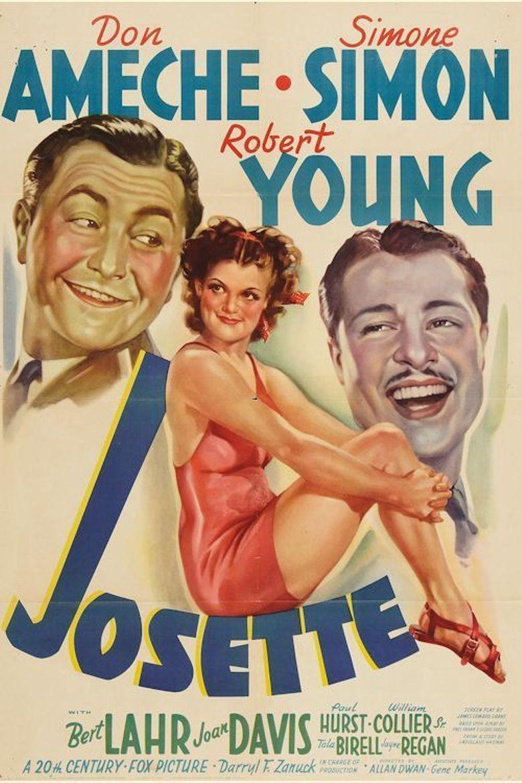 Josette Poster