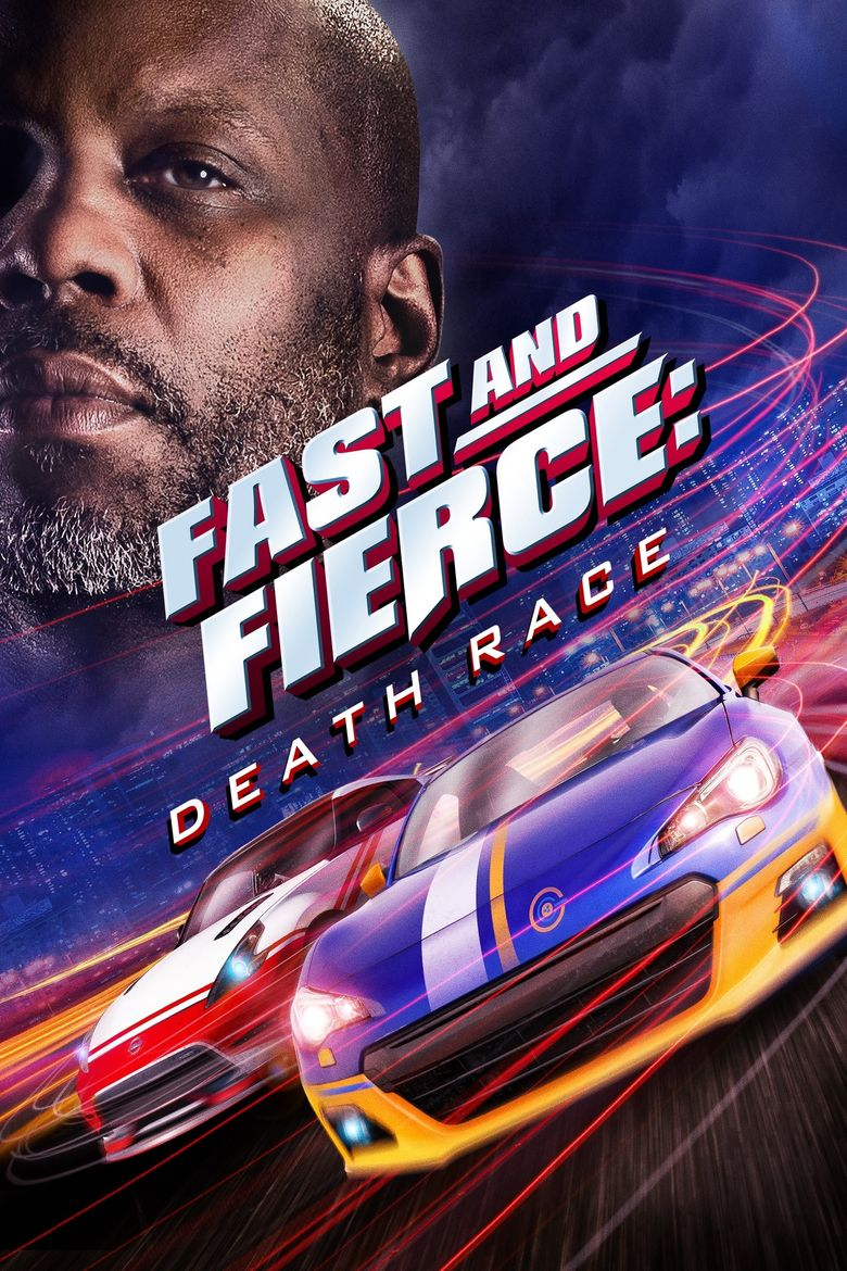 Fast and Fierce: Death Race Poster