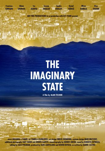 The Imaginary State Poster