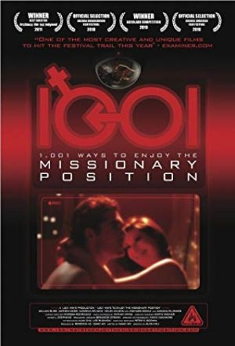 1,001 Ways to Enjoy the Missionary Position Poster