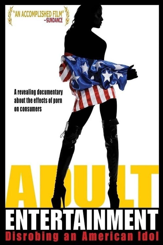 Adult Entertainment: Disrobing an American Idol Poster