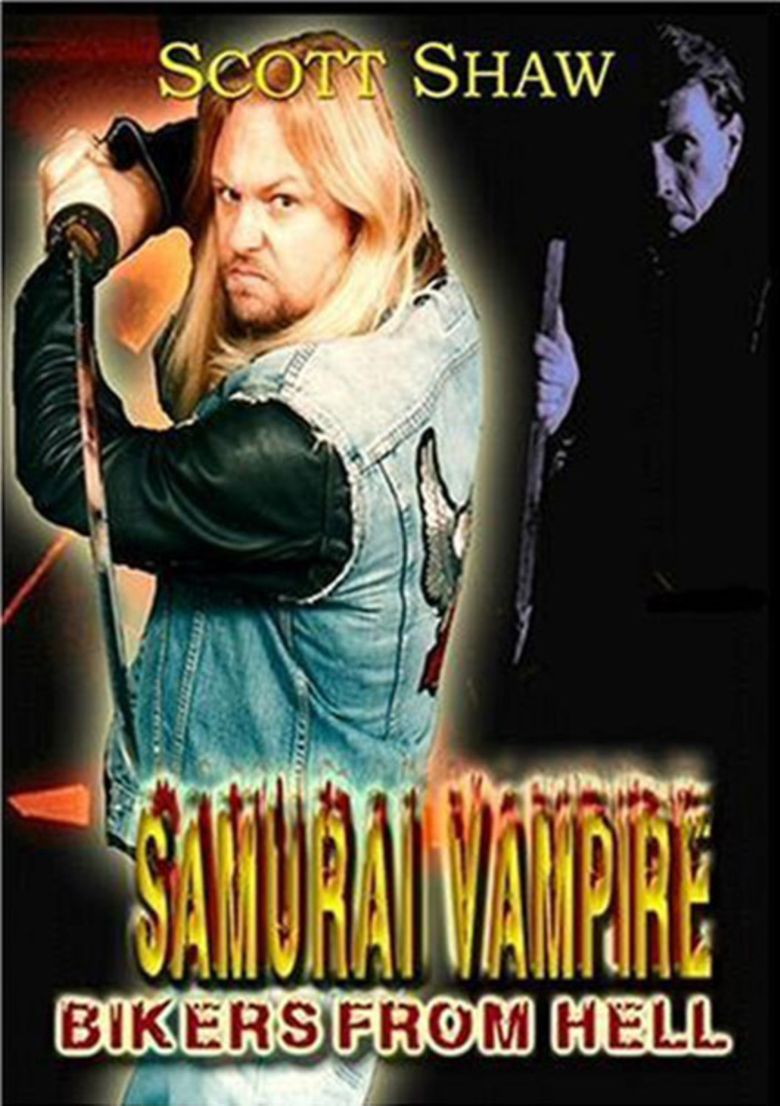 Samurai Vampire Bikers from Hell Poster