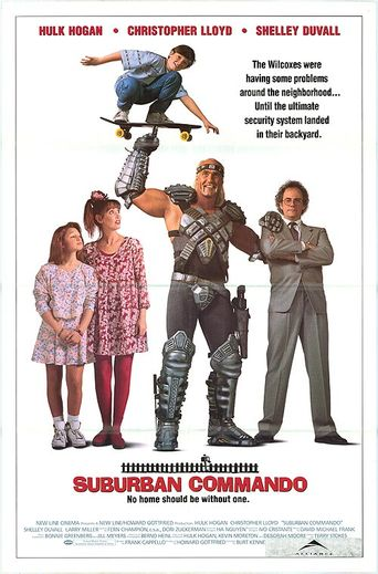 Watch Suburban Commando