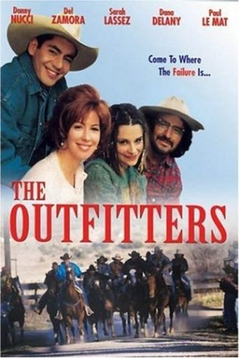 The Outfitters Poster