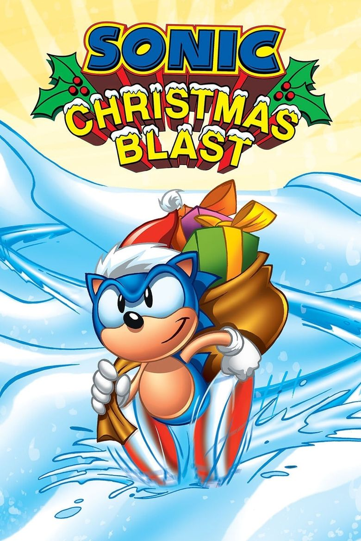 Sonic: Christmas Blast Poster