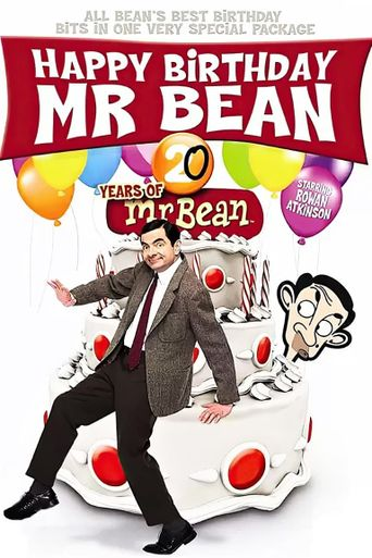Happy Birthday Mr Bean Poster