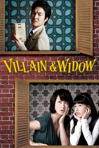 Villain & Widow Poster