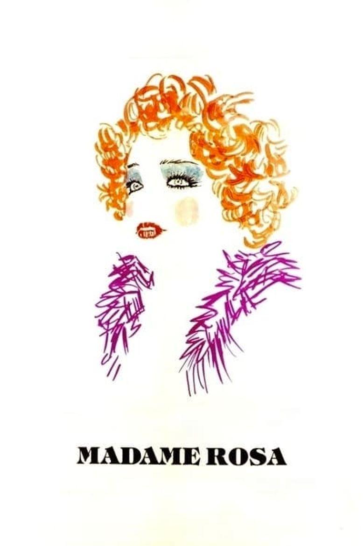 Madame Rosa Poster