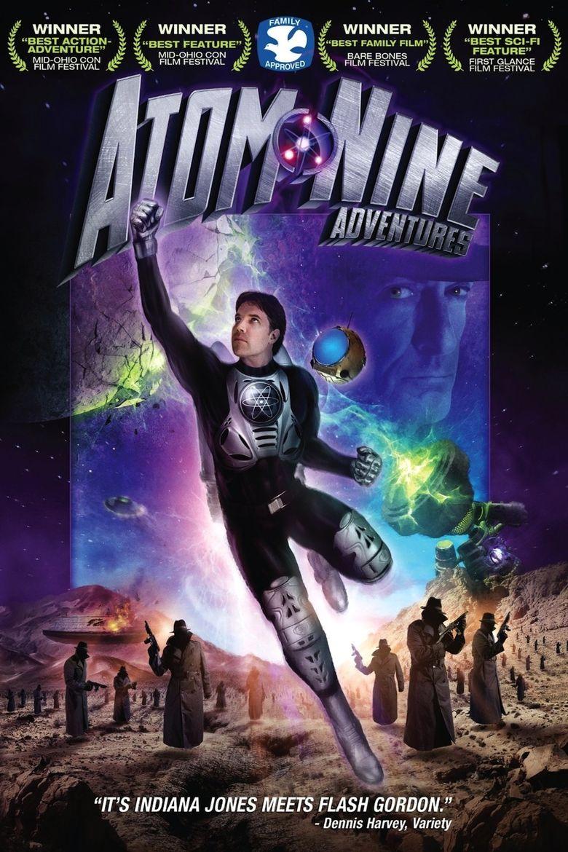 Atom Nine Adventures Poster