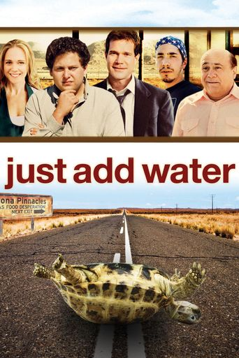 Just Add Water Poster