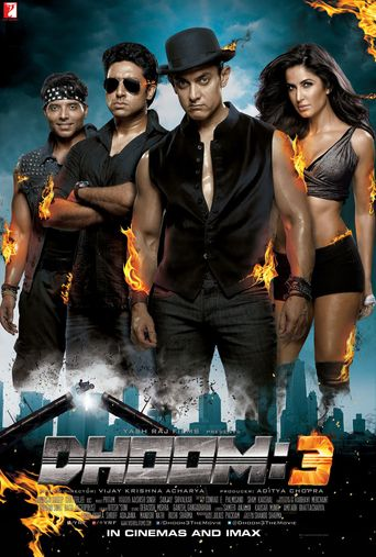 Watch Dhoom 3