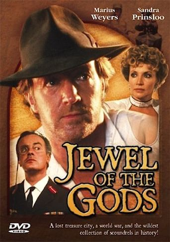 The Jewel of the Gods Poster