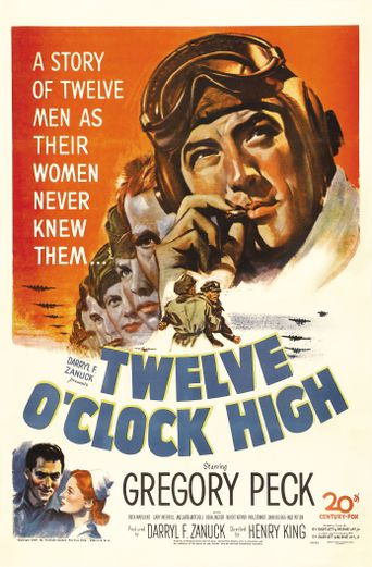 Watch Twelve O'Clock High