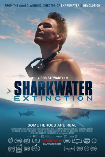 Sharkwater Extinction Poster