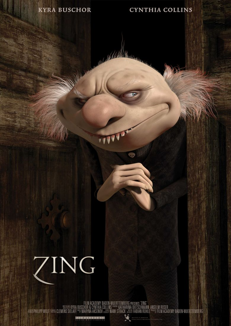 Zing Poster