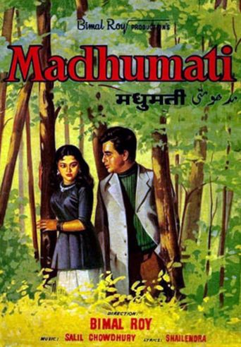 Madhumati Poster