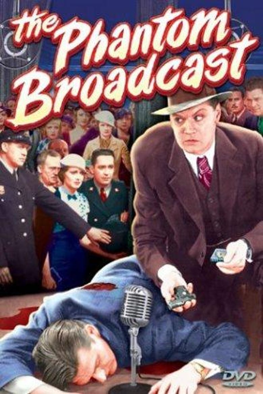 The Phantom Broadcast Poster