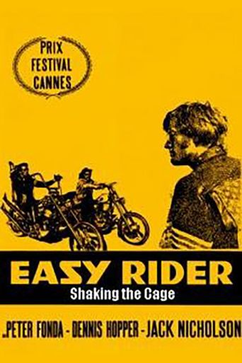 Easy Rider: Shaking the Cage Poster