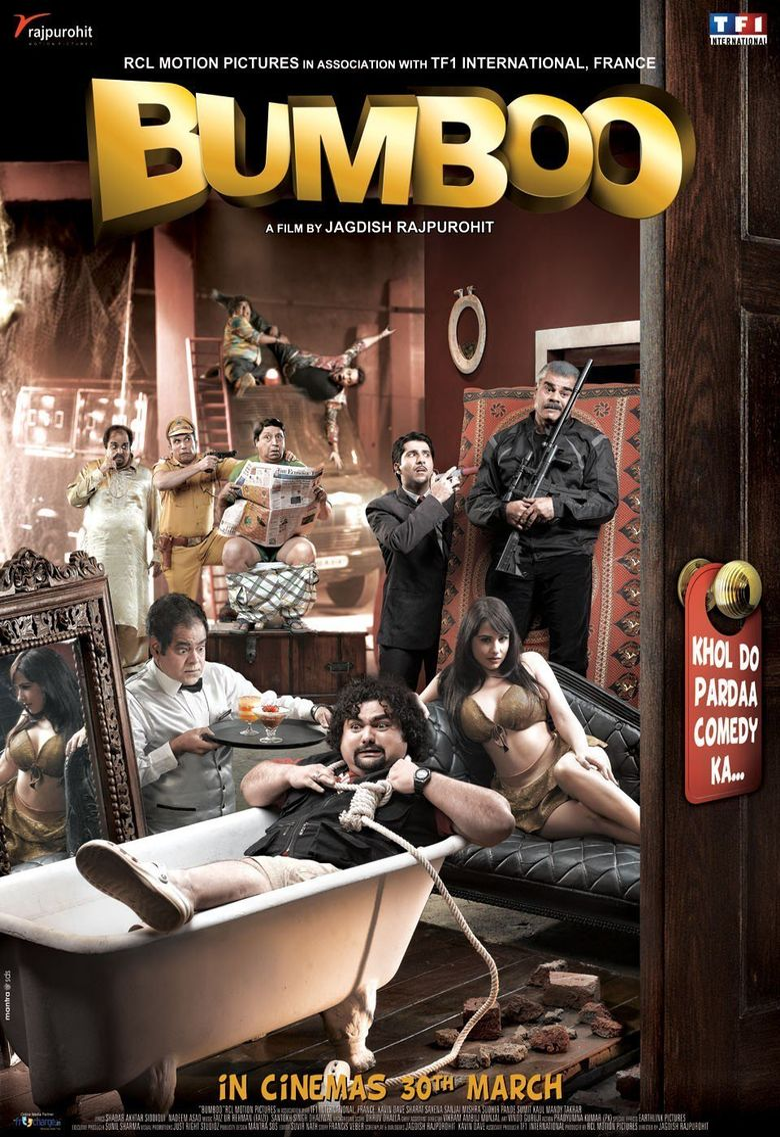 Bumboo Poster