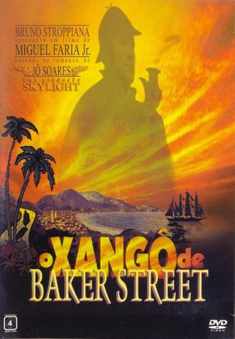 The Xango from Baker Street Poster