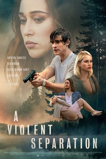 A Violent Separation Poster