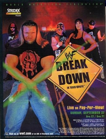 WWE Breakdown: In Your House Poster