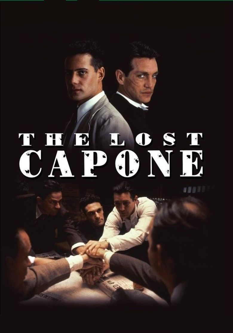 The Lost Capone Poster