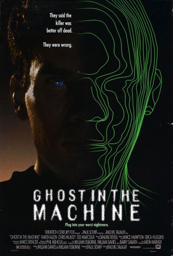 Ghost in the Machine Poster