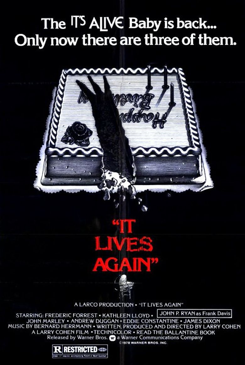 It Lives Again Poster