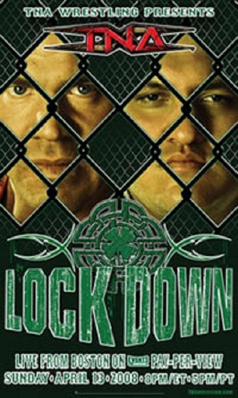 TNA Lockdown 2008 Poster