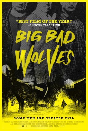 Watch Big Bad Wolves