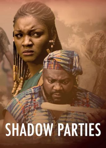 Shadow Parties Poster