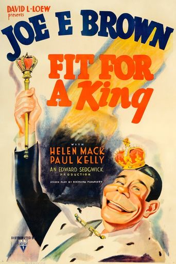 Fit for a King Poster