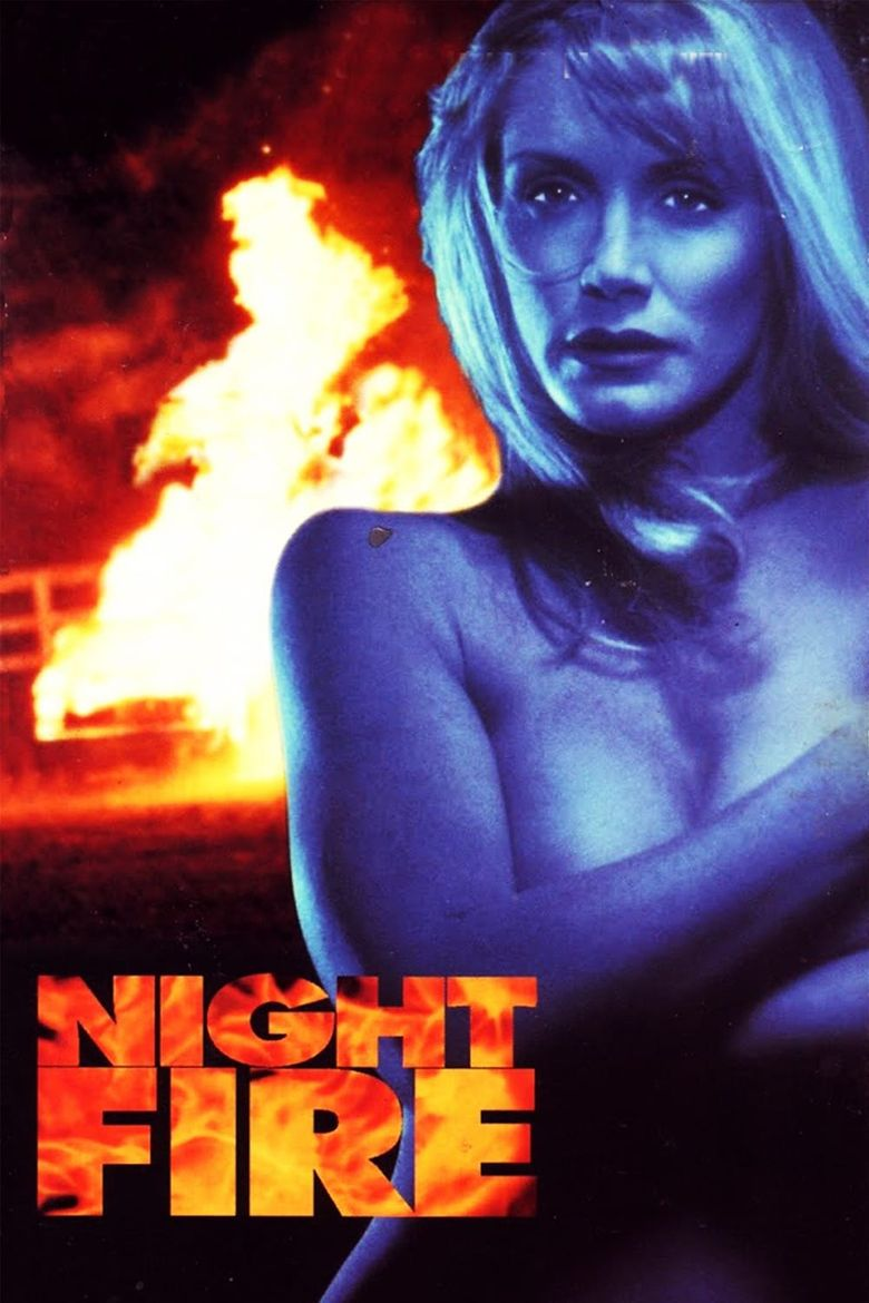 Night Fire Poster