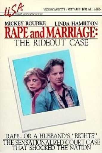 Rape and Marriage: The Rideout Case Poster