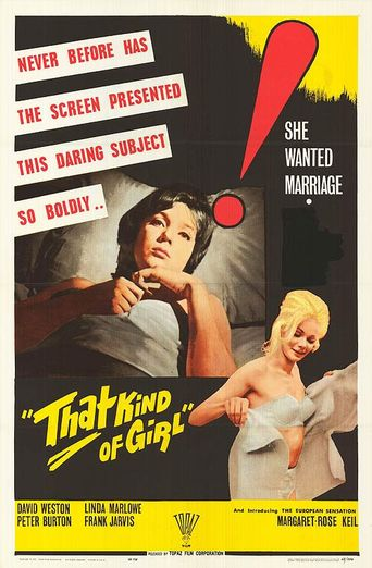That Kind of Girl Poster