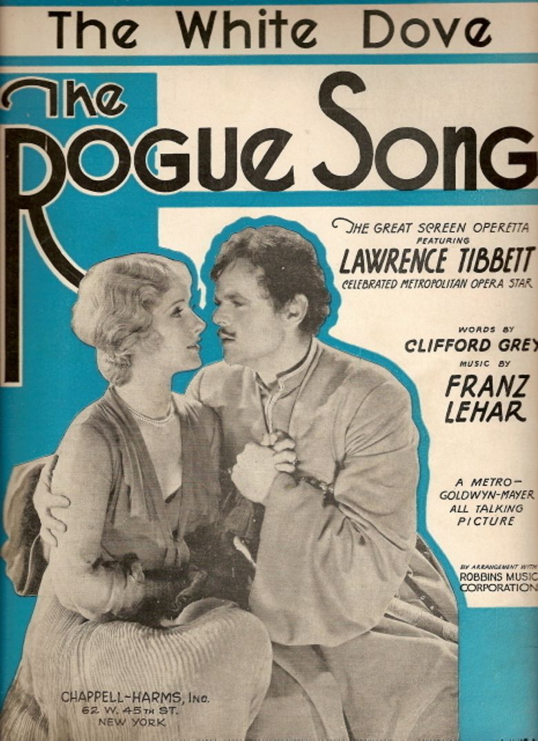 The Rogue Song Poster