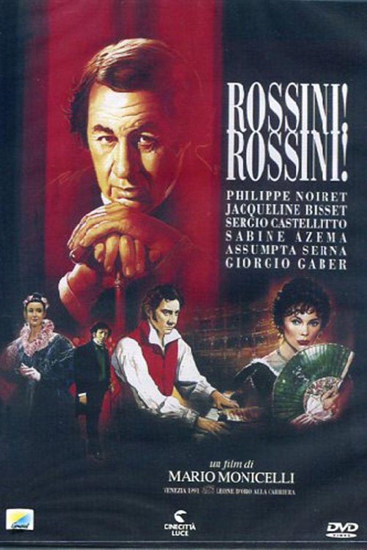 Rossini! Rossini! Poster