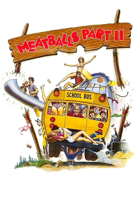 Meatballs Part II Poster
