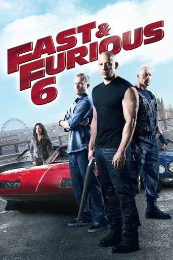 Watch Fast & Furious 6